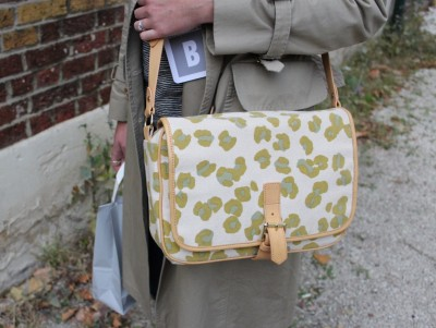 acne satchel