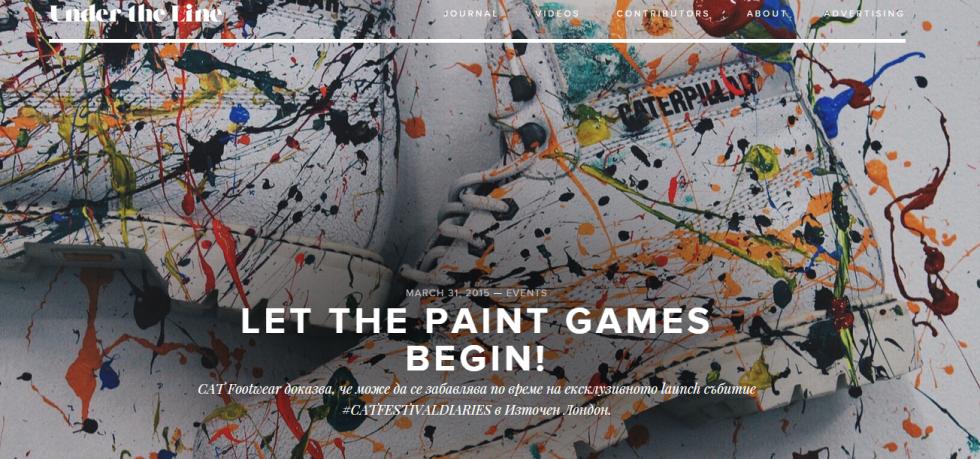 paint games